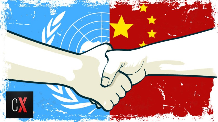 Chinese Government and Hague Ruling